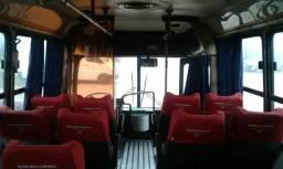 Ônibus MB 371U - 1991