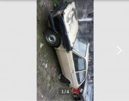 Vw Volkswagen Gol 1985 Álcool Ar 1600 - 1985