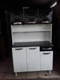 Cozinha em aço nova com entrega grátis