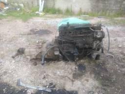 Motor Mercedes 366 do 1620