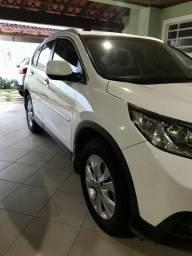 Honda Crv EXL 2.0 flexone 2013 / 2013, branco, Completíssimo - 2013