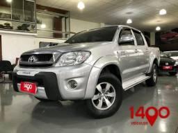 Toyota Hilux CD 4X4 SRV TURBO DIESEL 4P - 2009