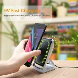 Carregador Wireless Fast Charge