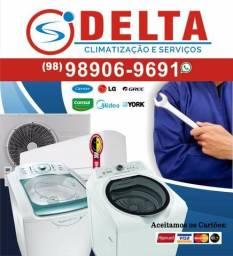 Maquina de Lavar, lavadora, não cobramos visita