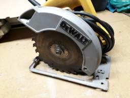 Serra circular 180mm DeWALT 220V