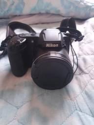 Maquina Nikon coopix l330