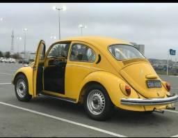 Fusca 1974 para pessoas exigentes, carro lindo