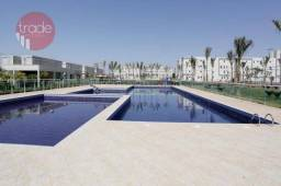 Apartamento com 2 dormitórios à venda, 41 m² por r$ 156.900 - jardim helena - ribeirão pre
