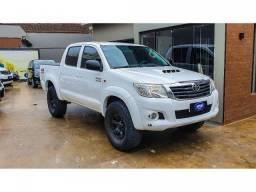 Toyota Hilux 3.0 SR 4X4 CD 16V TURBO INTERCOOLER DIESEL - 2012
