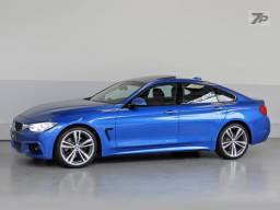 BMW 430i Gran Coupe M Sport 2.0 Turbo 4p - 2017