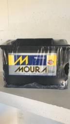 Bateria Moura seminova com garantia