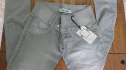 Calça jeans nova Trip Surf tamanho 38