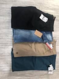 Promoção de bermuda jeans