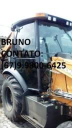 Retro Escavadeira Case 580n 2017 4x4