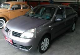 Clio Sedan Authent. 1.0 - 2007 - 2007