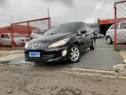 PEUGEOT 408 2011/2012 2.0 ALLURE 16V FLEX 4P MANUAL - 2012