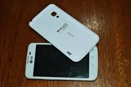 Carcaça celular LG Optimus L5 II
