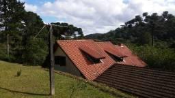 Chácara residencial com 10 mil m² e casa de 320m², situada a 2,3 Km da BR 277