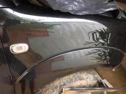 Para-lama com alargador de rodas original hilux 2006/2011