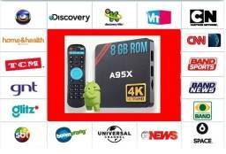 TV Box! Assista o melhor da internet na sua TV! Youtube,Netflix e mto mais!