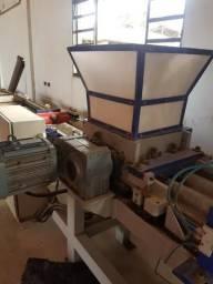 Máquina hidráulica fazer telha - grande produção