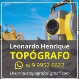 Serviços Topográficos - Leonardo Henrique