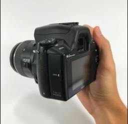 Sony A230 - Completa, - Câmera Profissional