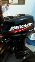 Motor de popa Mercury super!! - 2015