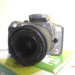 Câmera Canon (Semiprofissional)