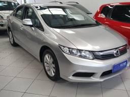 Honda Civic lxs automático único dono! - 2014