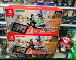 Switch Mário kart home circuit. Venha conhecer a maior loja de games do ABC!