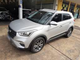 Hyundai - Creta Prestige 2.0 Flex Aut Prata 2017