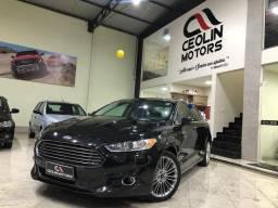 Ford Fusion AWD Titanium 2014