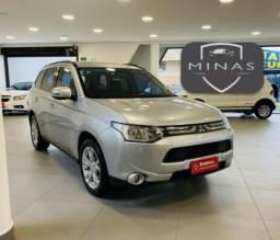 Mitsubishi outlander 2014 2.0 16v gasolina 4p automÁtico