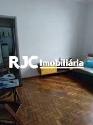 Apartamento à venda com 3 dormitórios em Tijuca, Rio de janeiro cod:MBAP33194