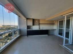 Apartamento para alugar, 227 m² por R$ 6.000,00/mês - Jardim Botânico - Ribeirão Preto/SP