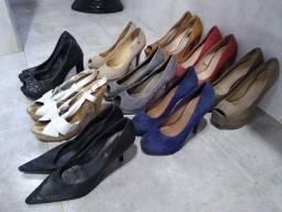 Coleção Sandalias de Salto - Várias Marcas