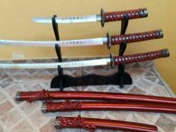 Conjunto de espadas!