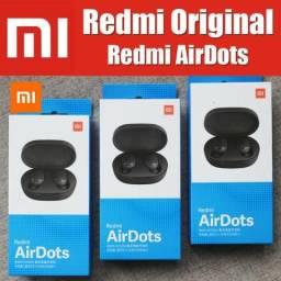 Xiaomi Redmi AirDots - Fone Bluetooth - Versão Global - Preto