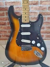 Guitarra Squier Affinity com captador Fender, Parcelo no cartão até 12x