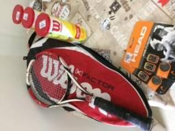 Raquete Tênis WilsonSix One