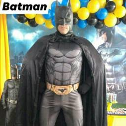 Batman -Junior Lopes Personagem Vivo