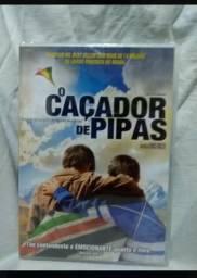 O Caçador de Pipas - Dvd Original e Novo