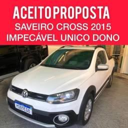 Saveiro Cross 1.6 CE NOVA TOPP - 2015