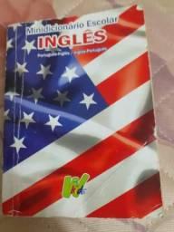 Minidicionario Escolar De Inglês