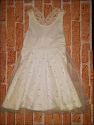 Vestido Zara Luxo Tam.06