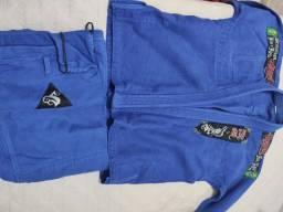 Kimono azul