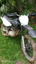 Xtz com motor de bross 150