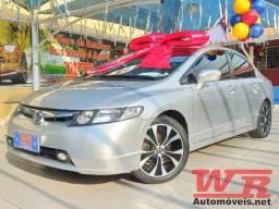 Honda Civic EXS 1.8 Flex Automático, Topíssimo