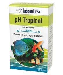 Teste PH Labcon Tropical 15 ml